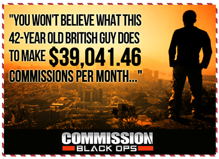 Commission Black Ops – HURRY! The price is increasing in…