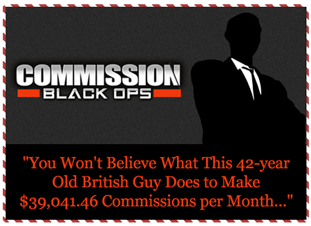Review of Commission Black Ops from Michael Cheney