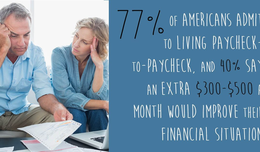 Do You Live Paycheck to Paycheck?
