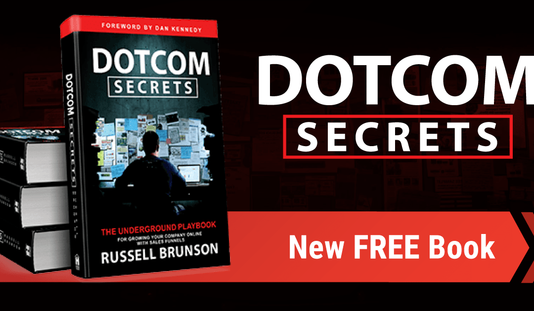 "Have you read ""DotCom Secrets"" yet?"