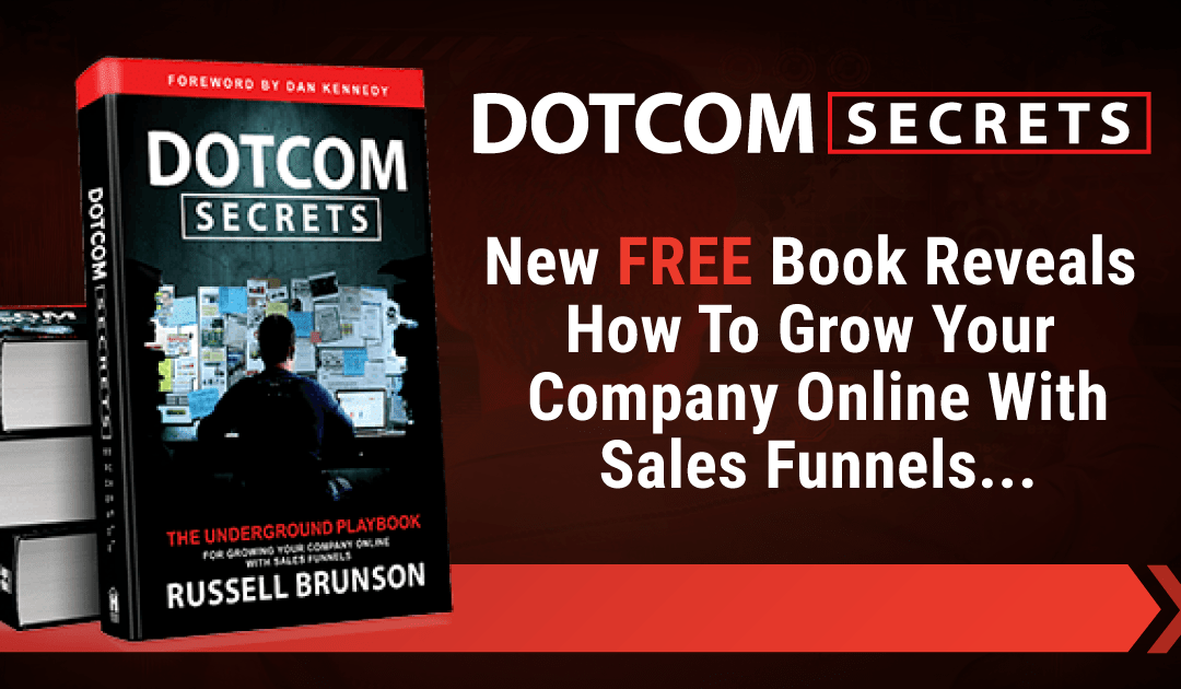 Dot Com Secrets REVISED edition is coming!