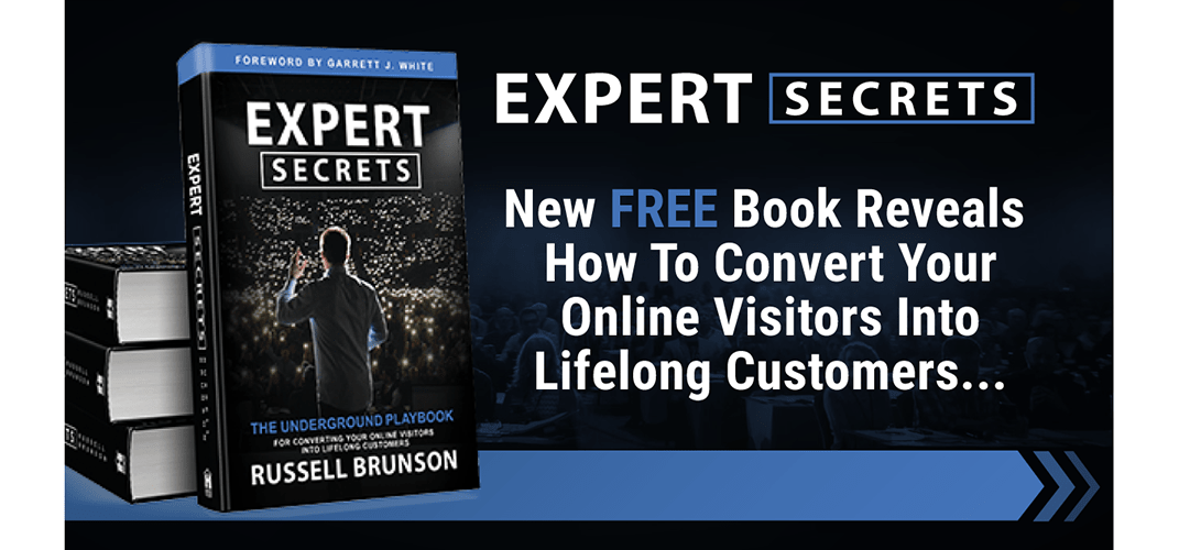 The revised Expert Secrets book is coming!