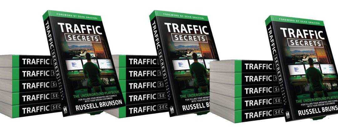 Traffic Secrets orders have gone through the roof