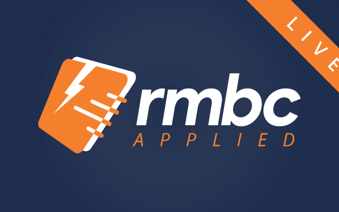 RMBC Applied – Stefan's Live Copy Breakdowns