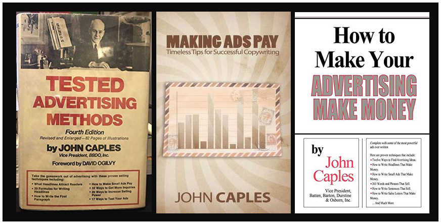 John Caples – Copywriting Master