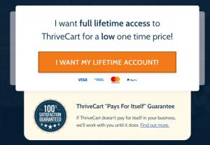 Buy Thrivecart now